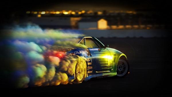 350z drift